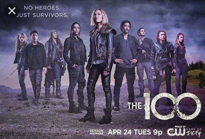 The 100 S7