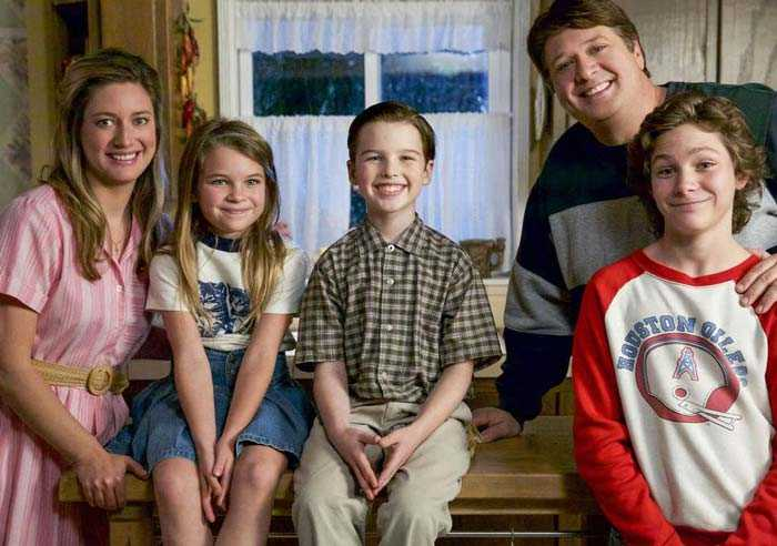 Young Sheldon S4