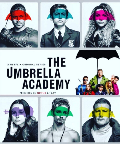 伞学院 第二季 The Umbrella Academy Season 2 (2020)