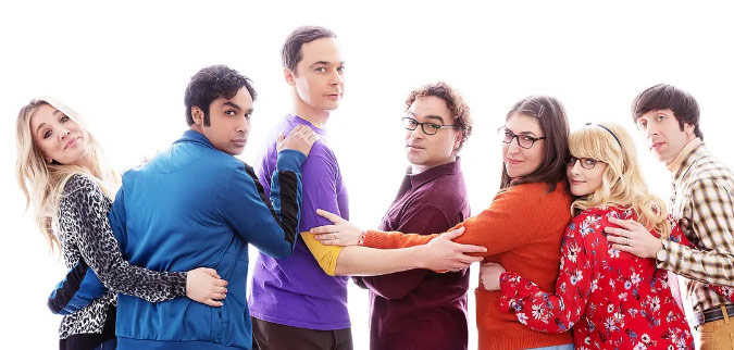 生活大爆炸 第十二季 The Big Bang Theory