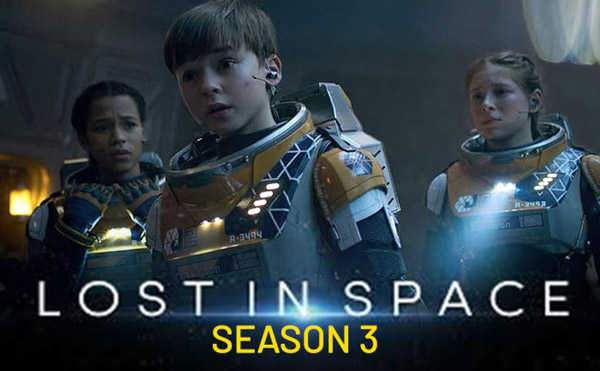 Lost in Space Season 3